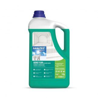 Igienic floor
